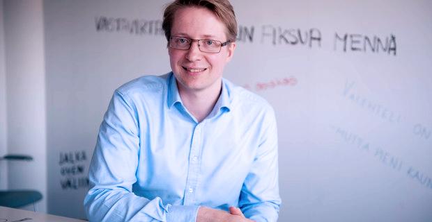 Kirjoittaja Heikki Ihasalo työskentelee Granlundilla johtavana asiantuntijana.