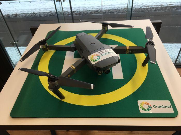 dronen kuva